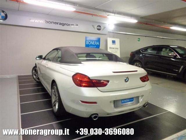 BMW 640 d xDrive Cabrio Luxury Immagine 4
