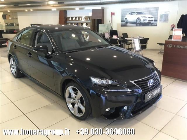 LEXUS IS 300 Hybrid Luxury MY16 Immagine 0
