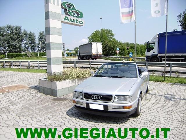 """AUDI 80 Cabrio 2.3 E cat    """"PERFETTA"""" Immagine 2"""