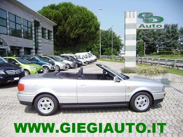 """AUDI 80 Cabrio 2.3 E cat    """"PERFETTA"""" Immagine 3"""