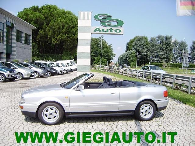 """AUDI 80 Cabrio 2.3 E cat    """"PERFETTA"""" Immagine 4"""