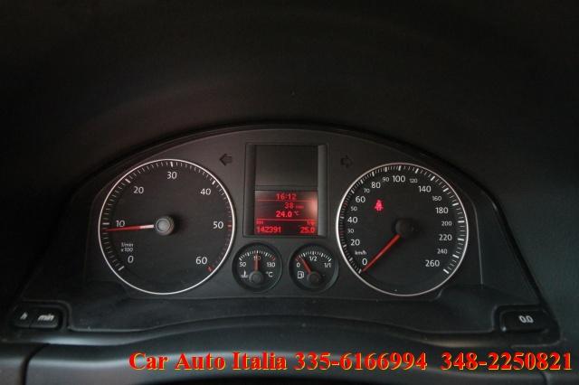 VOLKSWAGEN Golf Plus 1.9 TDI Sportline CLIMATRONIC RADIO CD OTTIME COND Immagine 3