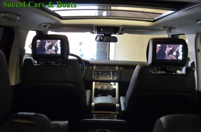"LAND ROVER Range Rover 3.0 TDV6 HSE*VOGUE*TETT. PANORAMICO*TV*DVD*22""!!! Immagine 4"