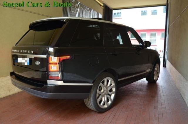 "LAND ROVER Range Rover 3.0 TDV6 HSE*VOGUE*TETT. PANORAMICO*TV*DVD*22""!!! Immagine 0"