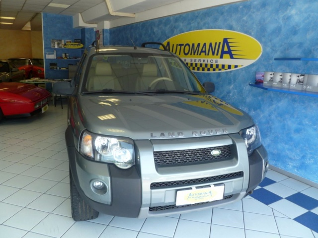 LAND ROVER Freelander 2.0 Td4 16V cat S.W. Immagine 0