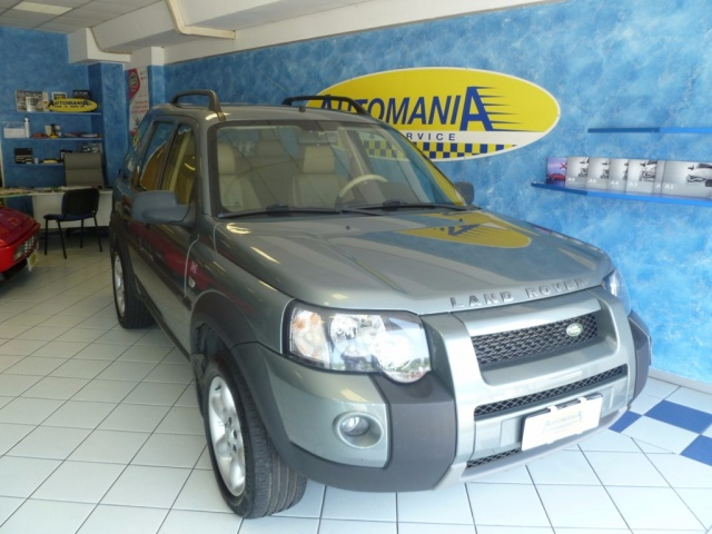 LAND ROVER Freelander 2.0 Td4 16V cat S.W. Immagine 1
