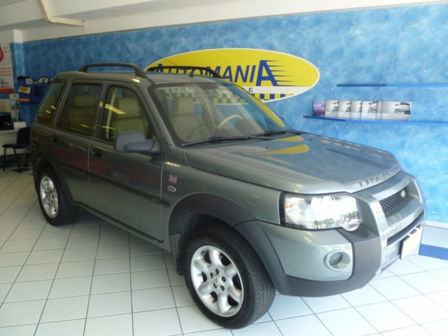 LAND ROVER Freelander 2.0 Td4 16V cat S.W. Immagine 2