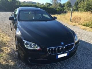 Bmw serie 6   (f12/f13)                      usato 640d coup