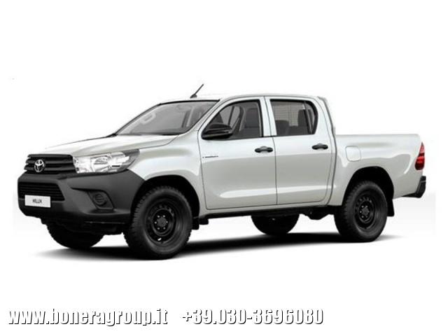 TOYOTA Hilux 2.4 D-4D 4WD 4 porte Double Cab Comfort Immagine 1