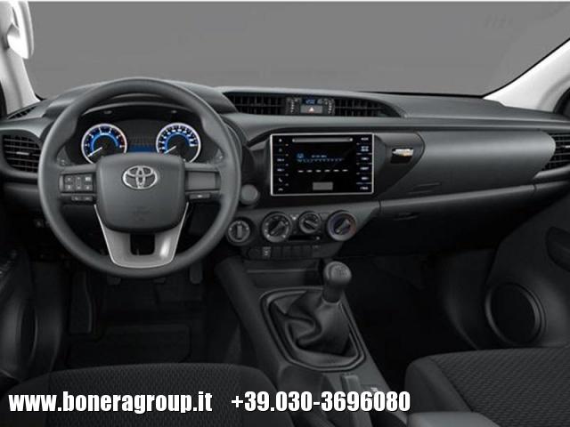 TOYOTA Hilux 2.4 D-4D 4WD 4 porte Double Cab Comfort Immagine 3