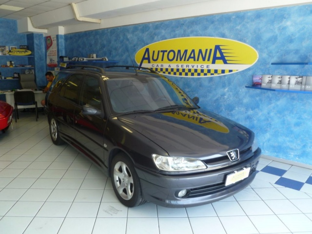 PEUGEOT 306 2.0 turbodiesel HDi cat S.W. Meeting DT Immagine 0
