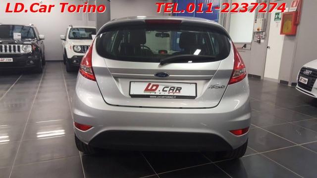 FORD Fiesta + 1.4 96CV aut. 5 porte Immagine 3