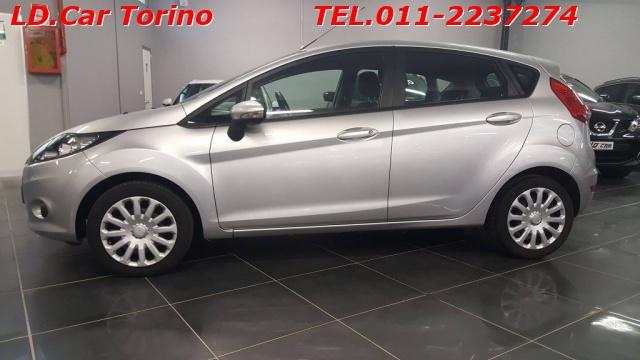 FORD Fiesta + 1.4 96CV aut. 5 porte Immagine 4