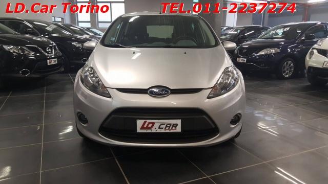 FORD Fiesta + 1.4 96CV aut. 5 porte Immagine 1