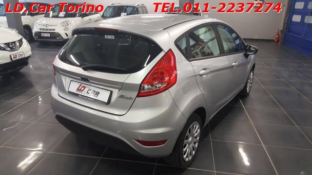 FORD Fiesta + 1.4 96CV aut. 5 porte Immagine 2