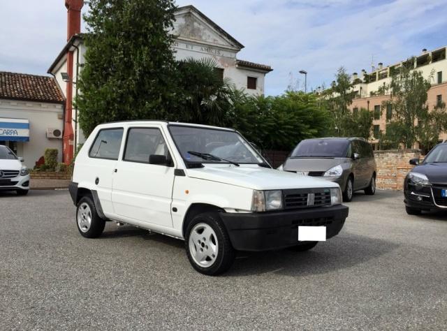 FIAT Panda 900 BENZ OK X NEOPATENTATI KM. ORIGINALI!!! Immagine 0