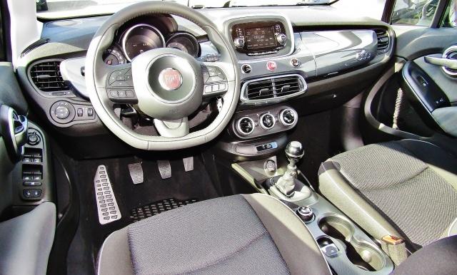 FIAT 500X 1.6 MultiJet 120 CV Pop Star (EURO 6) (KM0) Immagine 4