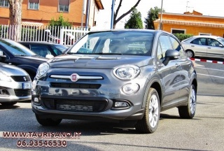 FIAT 500X 1.6 MultiJet 120 CV Pop Star (EURO 6) (KM0)