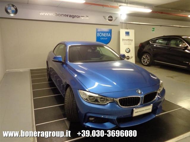 BMW 430 dA Cabrio Msport Immagine 3