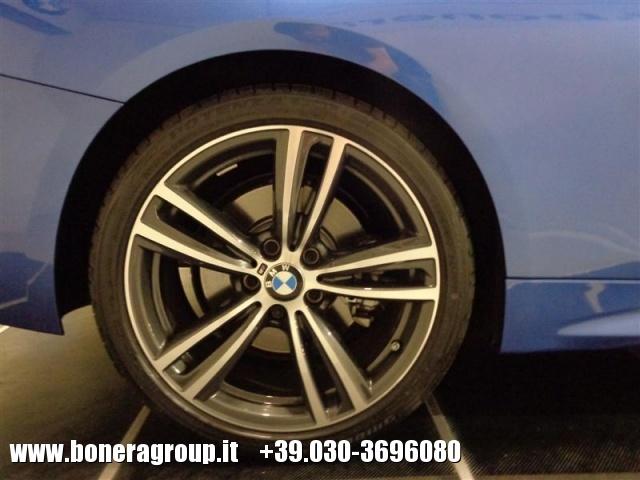 BMW 430 dA Cabrio Msport Immagine 4