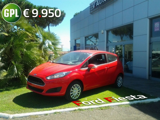 FORD Fiesta Plus 1.4  Bz.- GPL Immagine 0