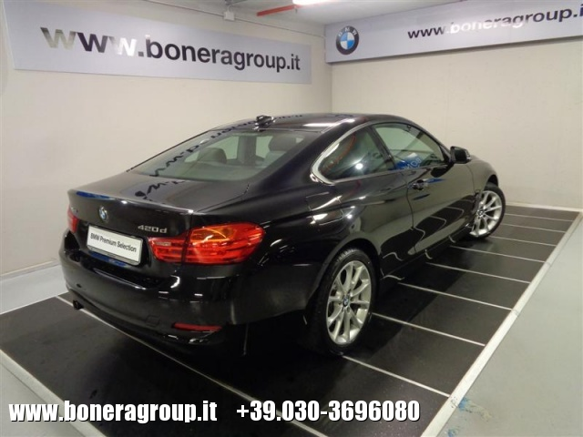 BMW 420 d xDrive Coupé Sport Immagine 4