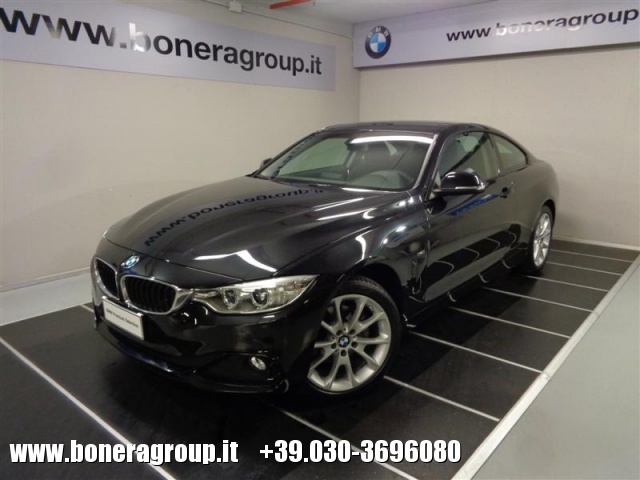 BMW 420 d xDrive Coupé Sport Immagine 0