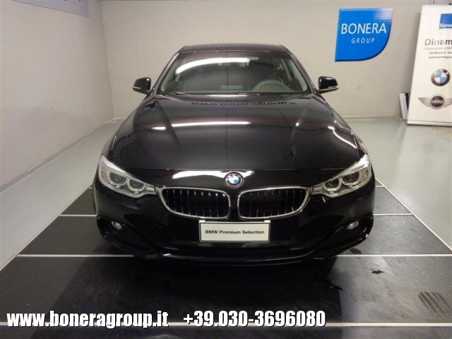 BMW 420 d xDrive Coupé Sport Immagine 2