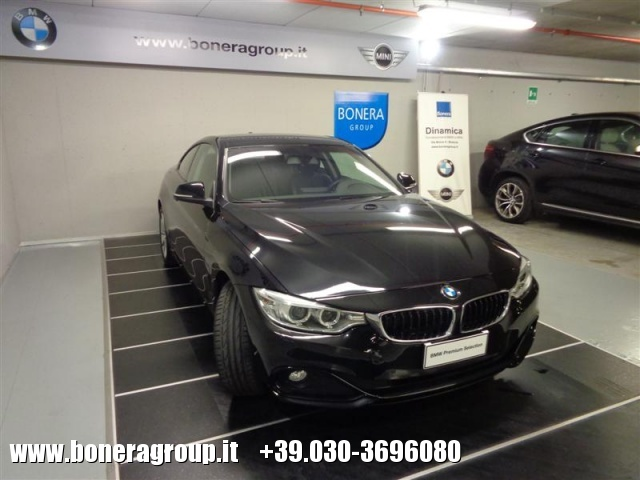 BMW 420 d xDrive Coupé Sport Immagine 3