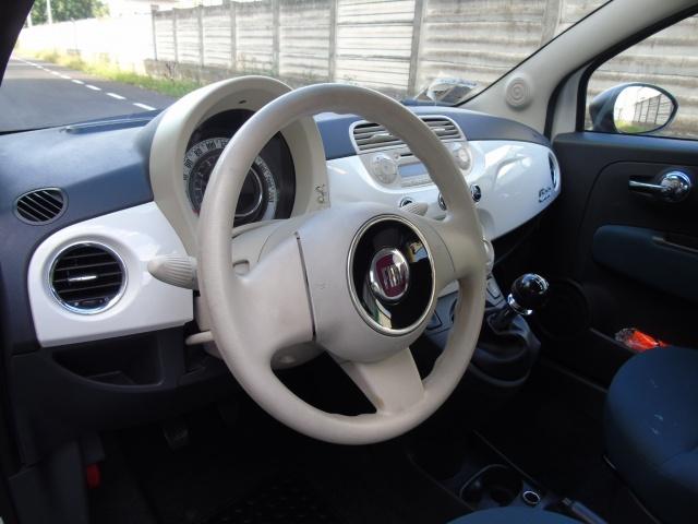FIAT 500 1.2 69 CV OK NEO PATENTATI Immagine 4
