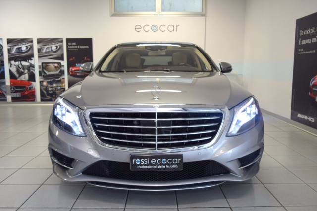 MERCEDES-BENZ S 350 BlueTEC 4Matic Maximum Immagine 1