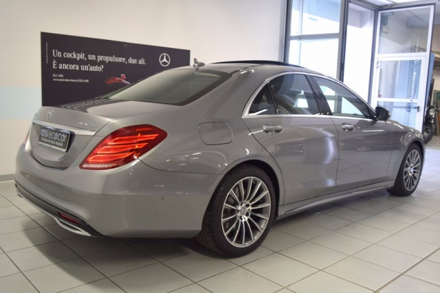 MERCEDES-BENZ S 350 BlueTEC 4Matic Maximum Immagine 2
