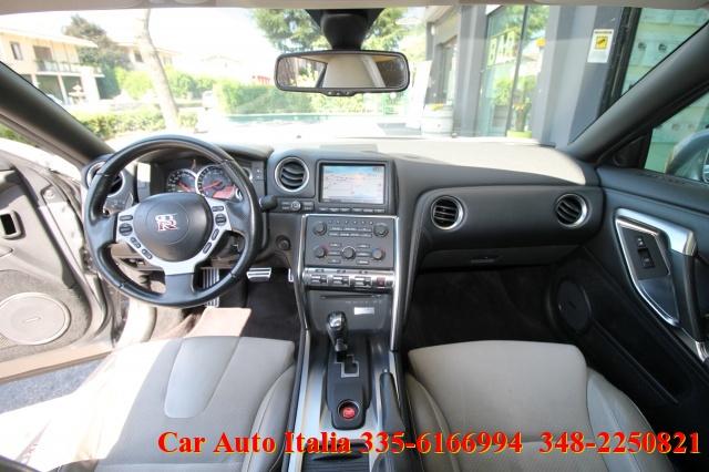 NISSAN GT-R 3.8 V6 Premium Edition KIT HKS TAGLIANDATA REGOLAR Immagine 2