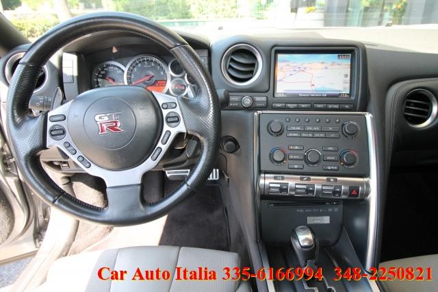 NISSAN GT-R 3.8 V6 Premium Edition KIT HKS TAGLIANDATA REGOLAR Immagine 3