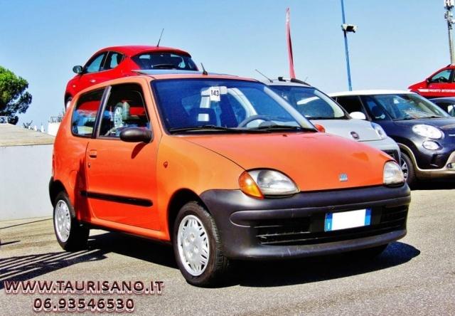 FIAT Seicento 1.1i cat Suite (TETTUCCIO PANORAMA) Immagine 0