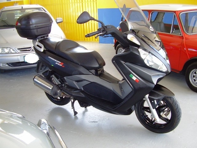 OTHERS-ANDERE OTHERS-ANDERE SCOOTER MALAGUTI MADISON 3 CC. 250 I.E Immagine 2