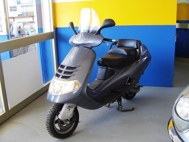 OTHERS-ANDERE OTHERS-ANDERE SCOOTER PIAGGIO HEXAGON LXT CC.180 Immagine 0