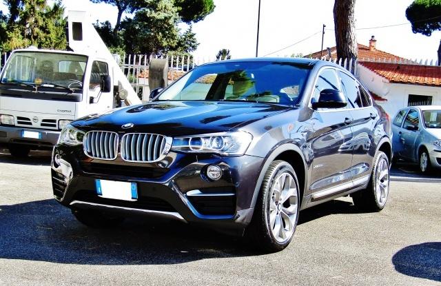 BMW X4 xDrive30dA 258CV xLine AUTOMATICO NAVIGATORE EURO6 Immagine 1