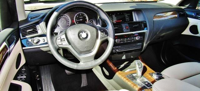 BMW X4 xDrive30dA 258CV xLine AUTOMATICO NAVIGATORE EURO6 Immagine 4