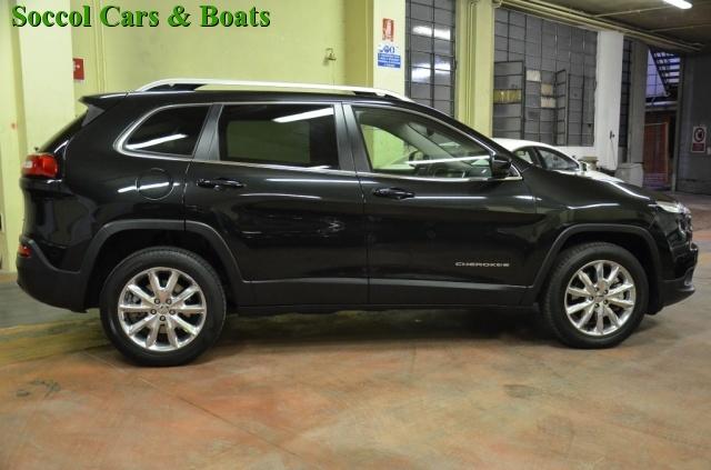 JEEP Cherokee 2.0 Mjt II 170CV 4WD Active Drive II Limited*UNICO Immagine 1