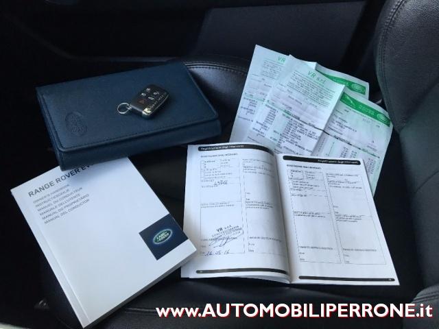 LAND ROVER Range Rover Evoque 2.2 TD4 Pure (C. Automatico-Xeno-Pelle) Immagine 4