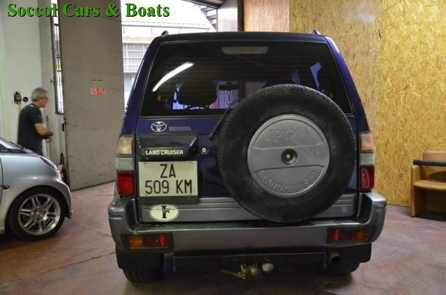 TOYOTA Land Cruiser 3.0 turbodiesel 3 porte KZJ90 GX*USO PROMISQUO* Immagine 2