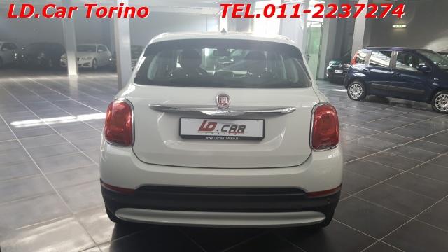 FIAT 500X 1.6 MultiJet 120 CV Pop Star 1° TAGLIANDO OMAGGIO Immagine 3