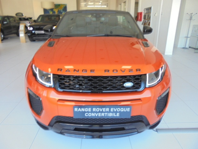 LAND ROVER Range Rover Evoque 2.0TD4 HSE Dynamic Convertibile Immagine 1