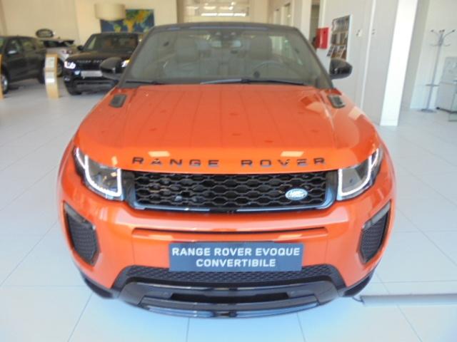 LAND ROVER Range Rover Evoque 2.0TD4 HSE Dynamic Convertibile Immagine 1