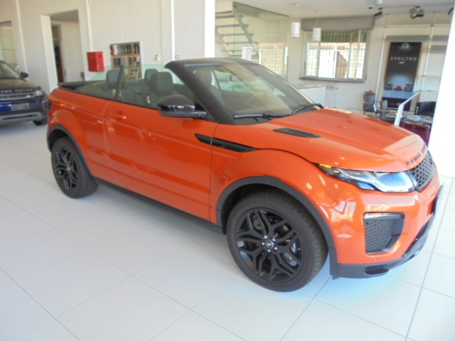 LAND ROVER Range Rover Evoque 2.0TD4 HSE Dynamic Convertibile Immagine 2