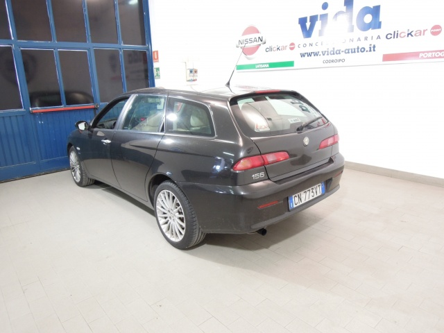 ALFA ROMEO 156 1.9 JTD 16V Sportwagon Distinctive*NO GARANZIA* Immagine 3