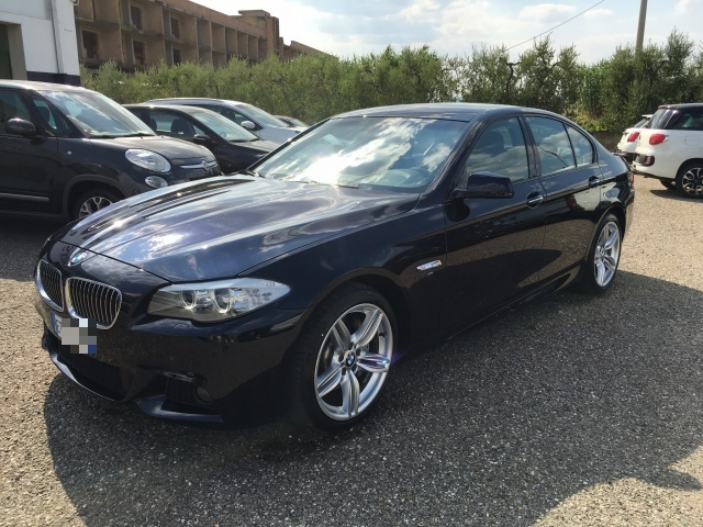 BMW 525 d xDrive Msport cc 2000 cv 218 Immagine 2