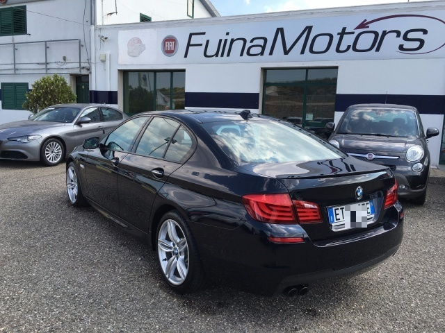 BMW 525 d xDrive Msport cc 2000 cv 218 Immagine 4