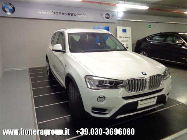 BMW X3 xDrive20d xLine Immagine 3